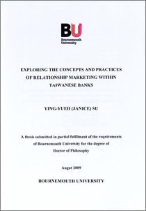 chinese context guanxi in marketing relationship